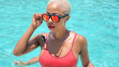 Photo of Pics! Inside Kelly Khumalo's Getaway In Limpopo