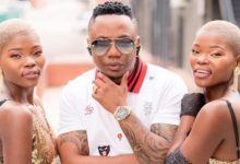 Photo of Watch! DJ Tira Brings The Qwabe Twins and Mduduzi On A Collaboration