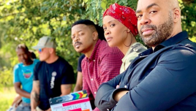 Photo of Thembi Seete Commends Connie Ferguson As She Continues Shooting Her New Role