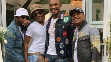 Photo of Vusi Nova Says Yes To Being Somizi's Groomsmate