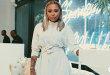 Photo of Fans React To Zinhle Wanting Donations For Her New House