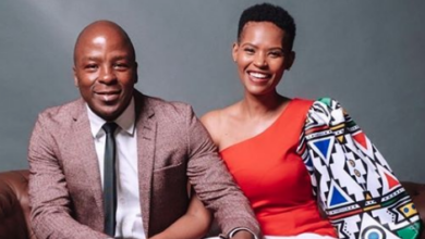 Photo of Gail and Kabelo Mabalane Celebrate Their Anniversary In Love & Marriage