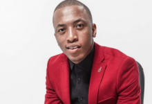 Photo of Pic! Dumi Mkokstad Shares A Throw Back Of Humble Beginning In His Music Career