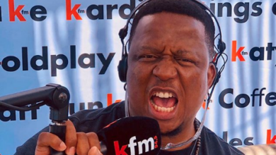 "Photo of DJ Fresh Claps Back To A Twitter User Who Labelled Him ""Disrespectful"" For Raising His Concern For Elderly People"