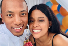 Photo of Watch! Dumi Mkokstad Makes A Funny Comment On His Wife Zipho's Ability To Sing