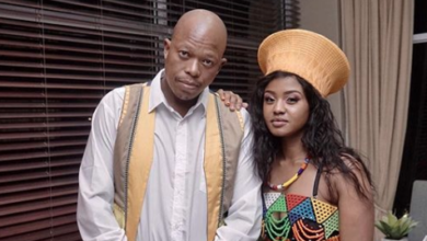 Photo of Watch! Mampintsha And Babes Wodumo Release A Track About The Corona Virus