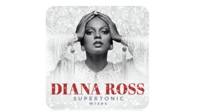 Photo of DIANA ROSS' 'SUPERTONIC' NEW REMIX ALBUM IS HERE