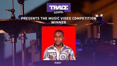 Photo of TRACE ANNOUNCE Rajey As WINNER OF THE TRACE GOSPEL MUSIC VIDEO COMPETITION