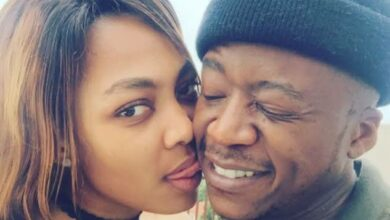 Photo of Are Black Motion's Thabo Smol And Baby Mama Rakgadi Back Together?