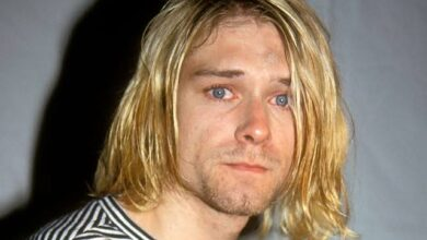 Photo of Kurt Cobain's Guitar Goes For Sale In Auction