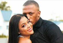 Photo of Dumi Mkokstad and Wife Celebrate One Year Wedding Anniversary And 1 Million Views