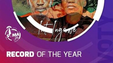 Photo of Ami Faku Receives SAMA Nod For Record Of The Year