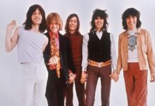 Photo of The Rolling Stones Release Previously Unheard Track Featuring Jimmy Page