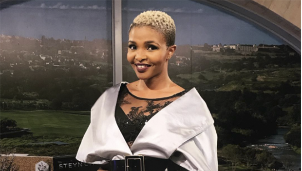 Simphiwe Dana Promotes Her Upcoming Virtual Concert