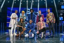 Photo of Idols SA Top 16 Gents Give It Their All For Your Votes!