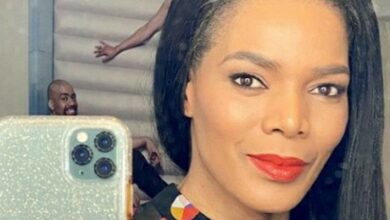 Photo of Watch! Connie Ferguson Bops To Amapiano Track Bella Ciao Featuring DJ Maphorisa And Kabza De Small