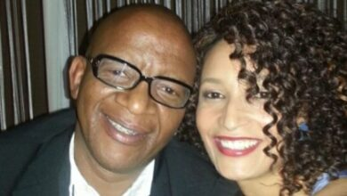 Photo of Lebo M Allegedly Back With His Third Wife