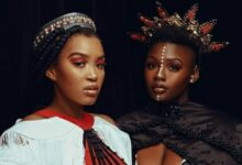 Photo of Watch! Berita And Amanda Black Celebrate Black Love With Music Video For 'Siyathandana'