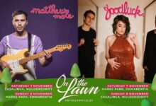 Photo of Matthew Mole & GoodLuck Announced As The First Headliners For The 'On The Lawn' Series