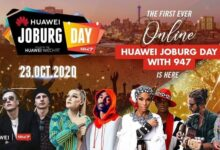 Photo of Huawei Joburg Day Is Back And Online