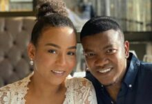 Photo of Loyiso Bala Celebrates 9 Year Anniversary With His Wife Using Beautiful Message