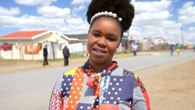 Photo of Zahara Takes Fans On A Tour Of Her Eastern Cape Village On The Insider SA