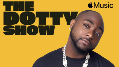 Photo of Davido Talks Going To School With JLS, Stevie Wonder Collabs,Economy Flights & More On The Dotty Show On Apple Music 1