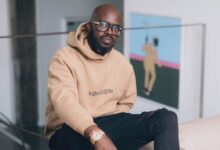 """Photo of Black Coffee feat. Ry X """"I'm Falling"""" Out Now With Album Pre-save"""