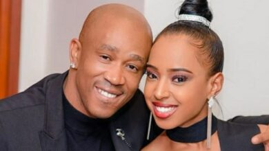Photo of Theo Kgosingwe And Wife Welcome Their First Child Together!