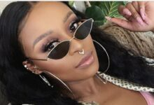 Photo of DJ Zinhle Reacts To A Tweep's List With Only 5 Stars Considered To Be The Only SA Celebrities