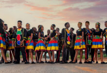 Photo of Fans Have Mixed Feelings Towards The Ndlovu Youth Choir's New Vaccine Song