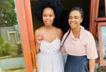 Photo of Zahara Mourns The Passing Away Of Her Older Sister