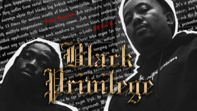 Photo of DJ Zan D And Daddy Longstem Team Up To Deliver A 9-track LP Titled 'Black Privilege'!