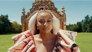 Photo of DJ Zinhle Reacts To Her Latest Visuals For Hit Single 'Indlovu' Reaching 700k Views In Less Than A Month!