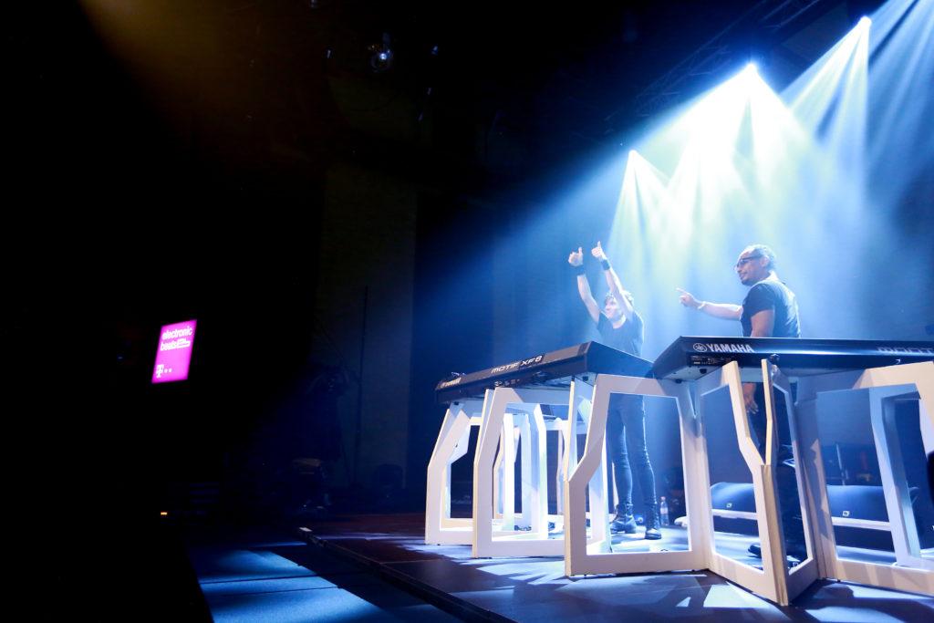 pianorig telekom electronic beats