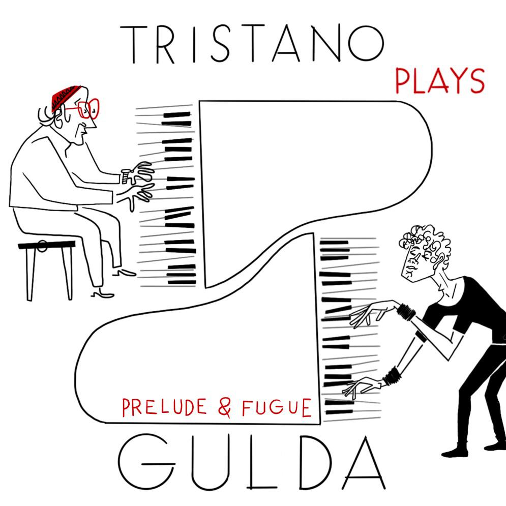 francesco tristano plays gulda