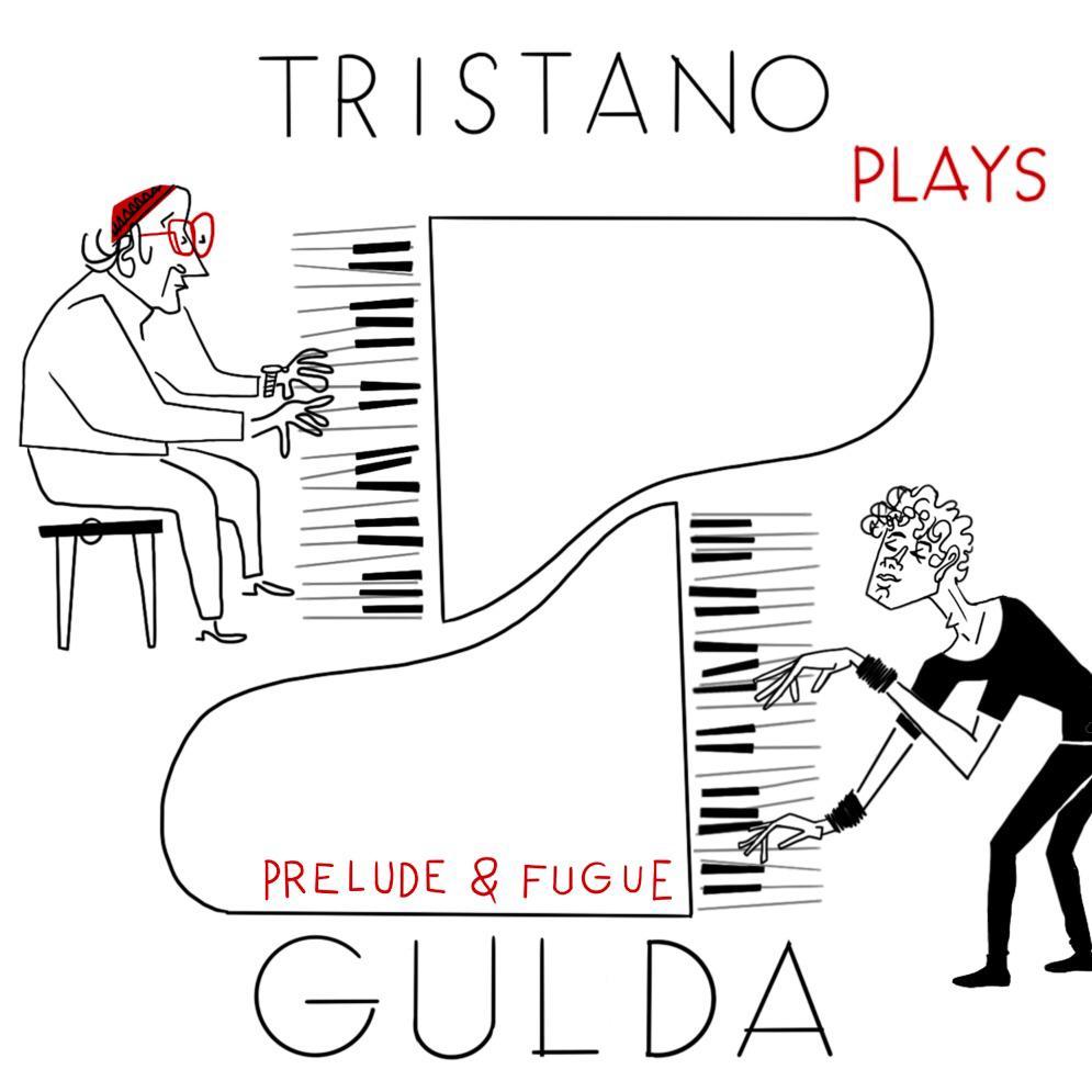 francesco tristano plays gulda