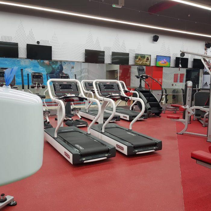 Gym Sanitizing Wipes