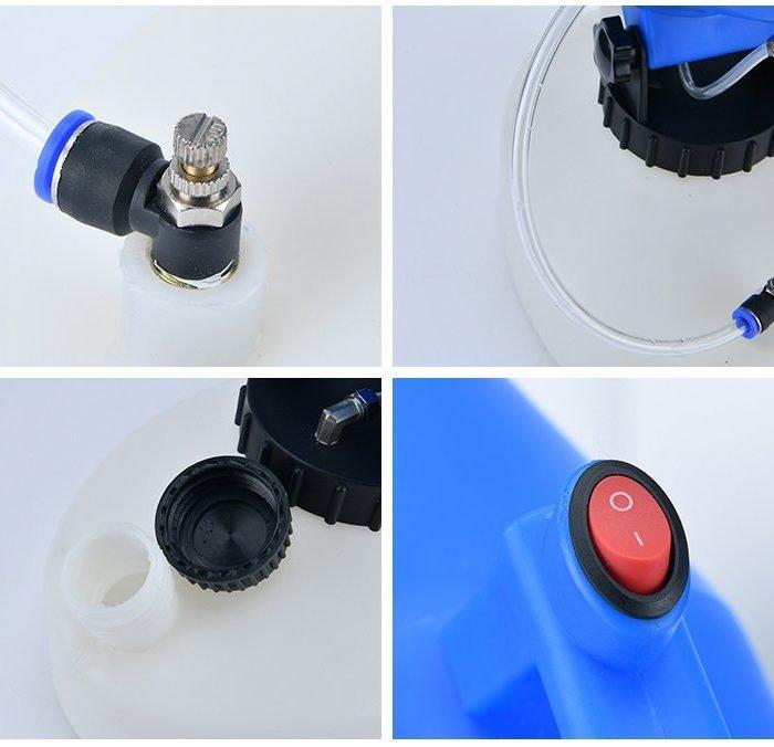 ULV Fog Machine Disinfection Spray