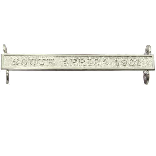 Kings South Africa KSA Clasp 1901