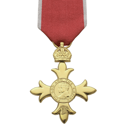 Officer of the British Empire OBE Civilian