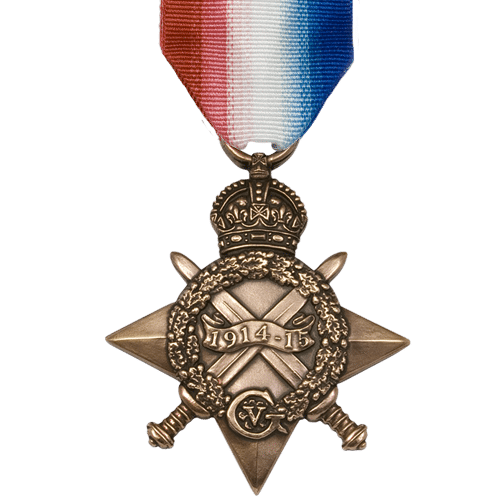 1914-15 Star World War 1 Medal