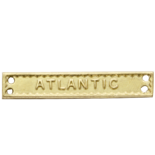 Atlantic Clasp World War 2