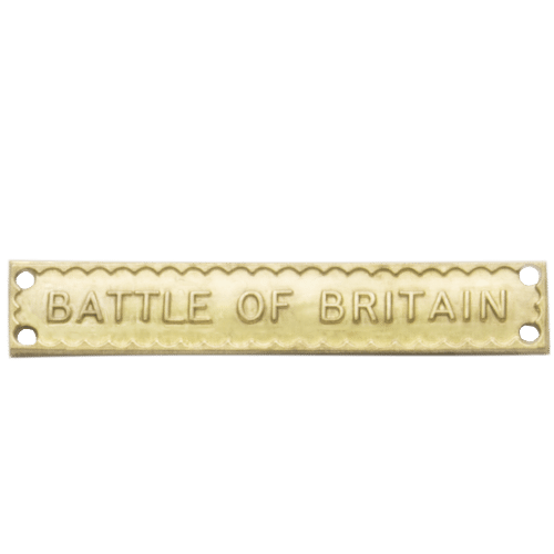Battle of Britain Clasp World War 2