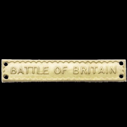 Battle of Britain Clasp World War 2