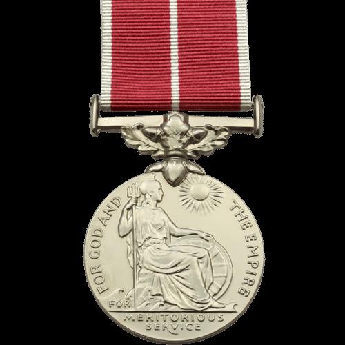 British Empire Medal GVI Military