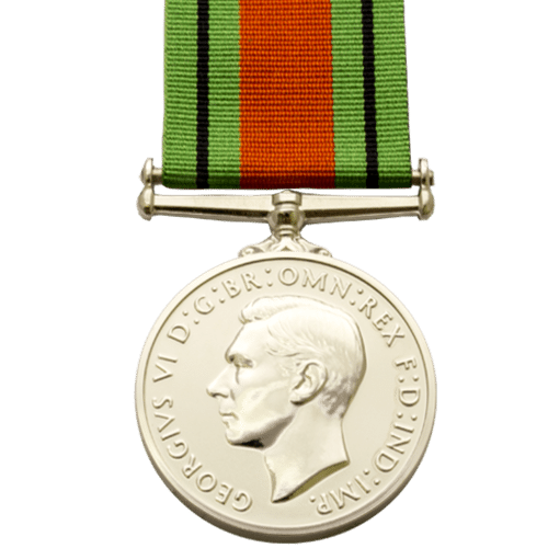 Defence Medal World War 2