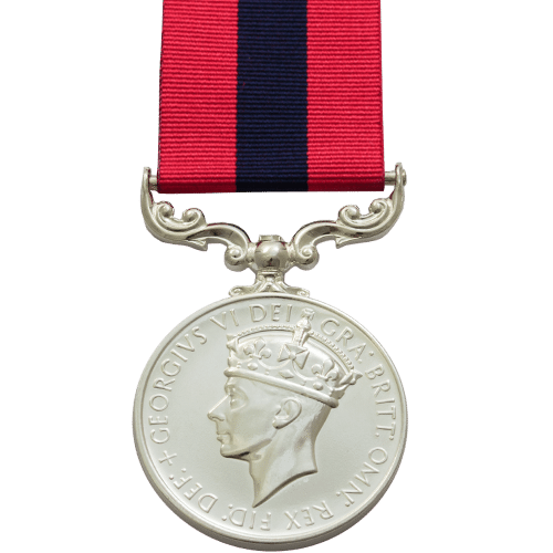 Distinguished Conduct Medal DCM GVI