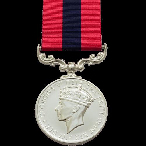 Distinguished Conduct Medal DCM GVI
