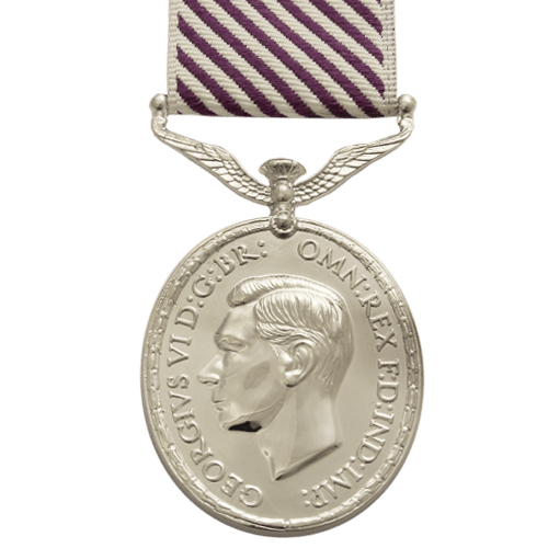 Distinguished Flying Medal DFM GVI